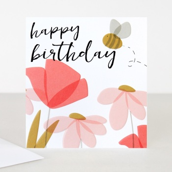 Birthday Bee - Card