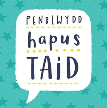 Penblwydd Hapus - Taid  - Card