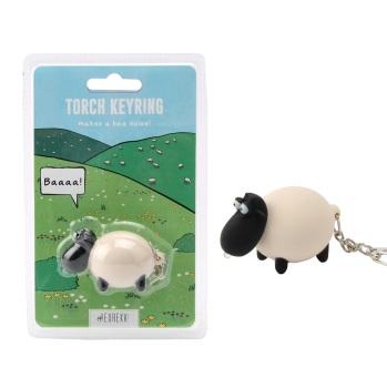 Sheep - Keyring Torch