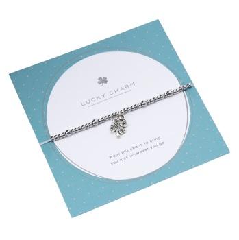 Lucky Charm - Clover Bracelet