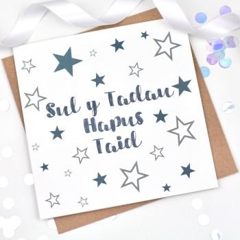 Starry - Sul y Tadau Hapus Taid  - Card