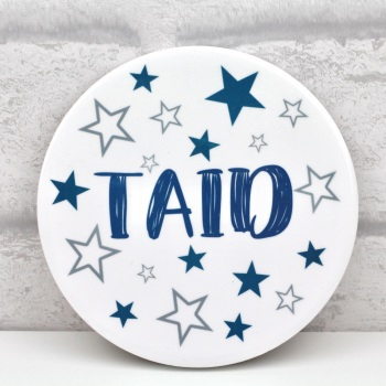 Taid Starry - Coaster
