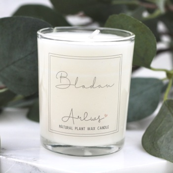 Arlws - Blodau - Small Candle