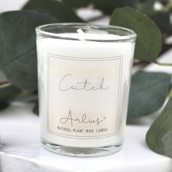 Arlws - Cwtch - Small Candle