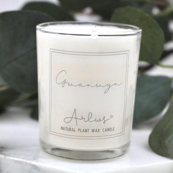 Arlws - Gwanwyn - Small Candle