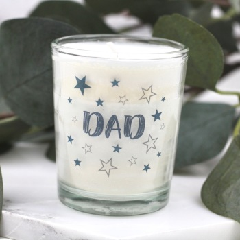 Arlws - Starry Dad - Small Candle