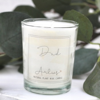 Arlws - Dad - Small Candle