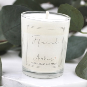 Arlws - Ffrind - Small Candle