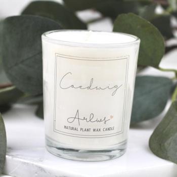 Arlws - Coedwig - Small Candle