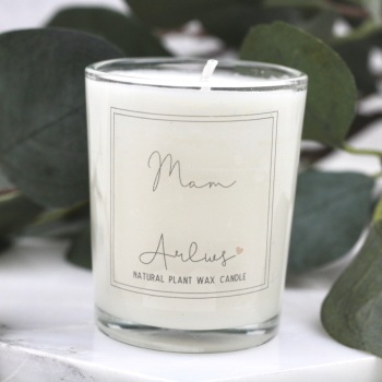 Arlws - Mam - Small Candle