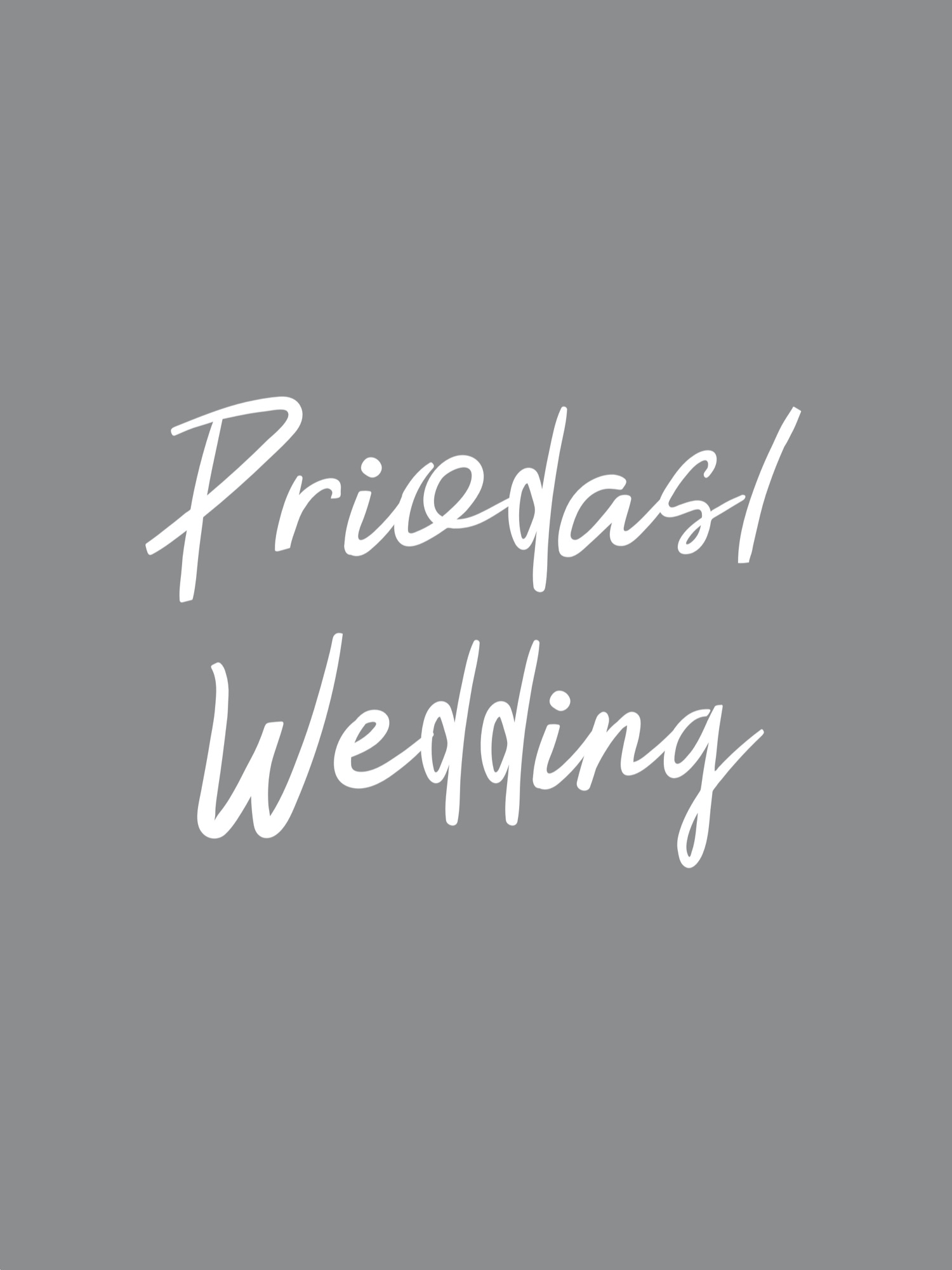 priodas and wedding