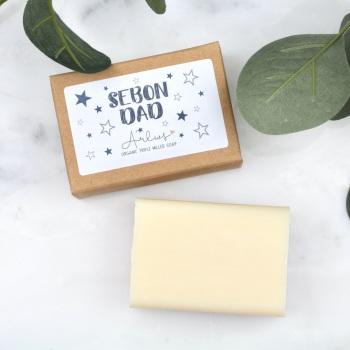 Arlws - Organic Soap - Sebon Dad