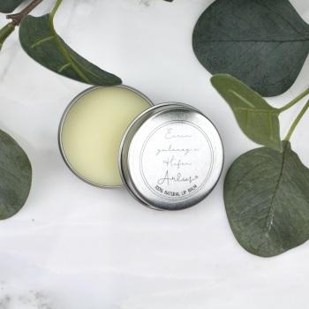 Arlws - Natural Lip Balm - Eirin Gwlanog a Hufen
