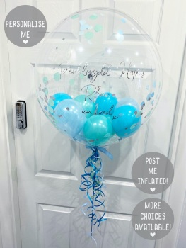 Sea Spray - Balloon Bubble Balloon