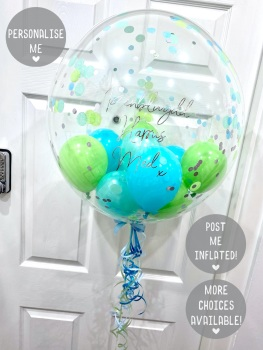 Rainforest - Balloon Bubble Balloon