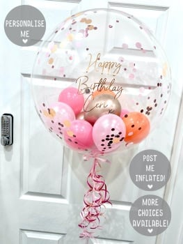 Coral Crush - Balloon Bubble Balloon