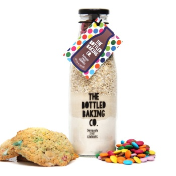 Smartie Cookies - Bottled Baking Kit