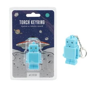 Robot - Keyring Torch