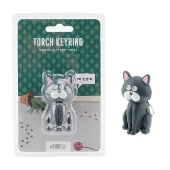 Cat - Keyring Torch