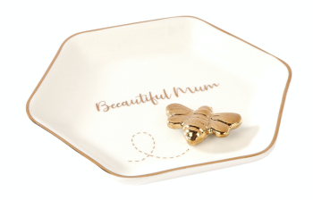 Beeautiful Mum Bee - Jewellery Dish/Trinket