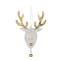 Wooden Reindeer - Hanging Decoration