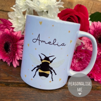 Personalised Bee - Mug