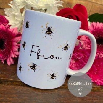 Personalised Busy Bee - Mug