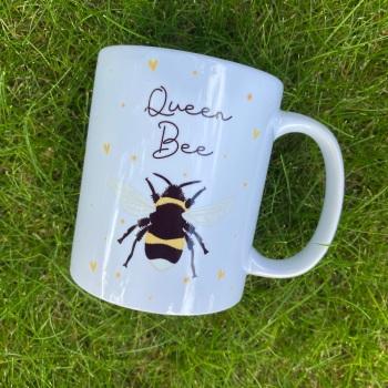 Queen Bee - Mug