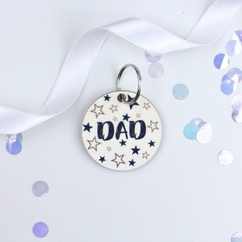 Starry - Dad - Keyring