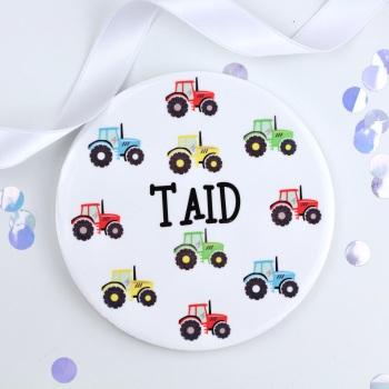 Tractors - Taid - Coaster