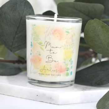 Arlws - Mum to Be - Small Candle