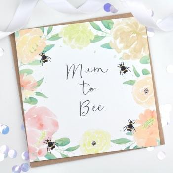 Mum to Bee  - Card
