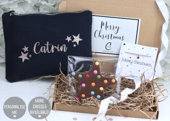 Merry Christmas - Gift Box