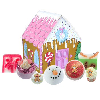 Gingerbread House - Gift Set