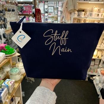 Stwff Nain - Bag - Various Colour Choice