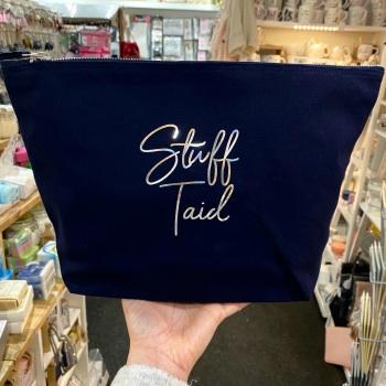 Stwff Taid - Bag - Various Colour Choice