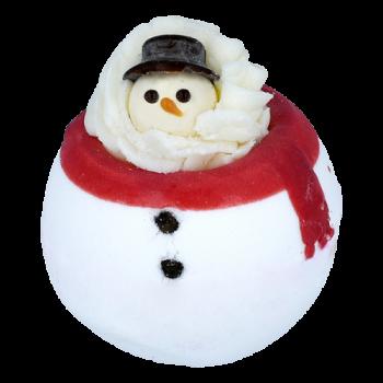 Meltdown Snowman - Bath Bomb