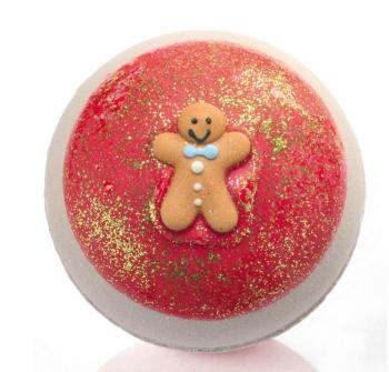 Gingerbread Man - Bath Bomb