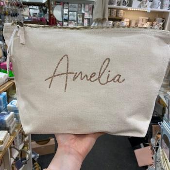 Personalised Bag - Natural