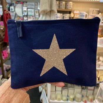 Star Bag - Navy - Various Colour Choices