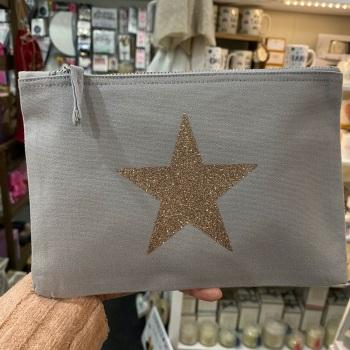 Star Bag - Grey - Various Colour Choices