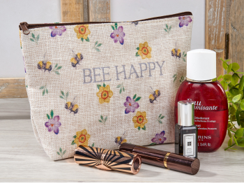 Bee Design - Wash/Pouch Bag