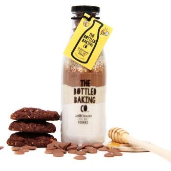 Chocolate Honey Cookies - Bottled Baking Kit