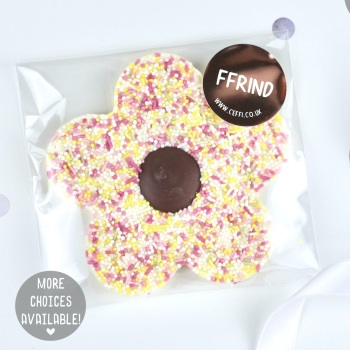 Ffrind - Chocolate Flower - Various Choice