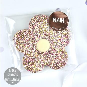 Nain - Chocolate Flower - Various Choice