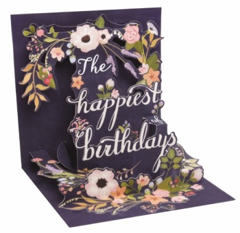 Happiest Birthday - Pop Up Card