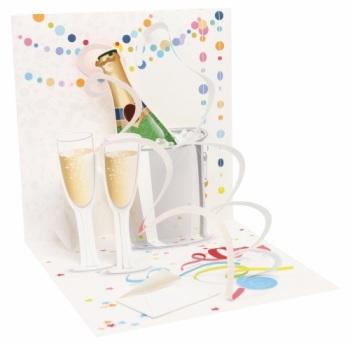 Celebration - Pop Up Card