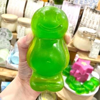 Jelly Baby - Green - Soap