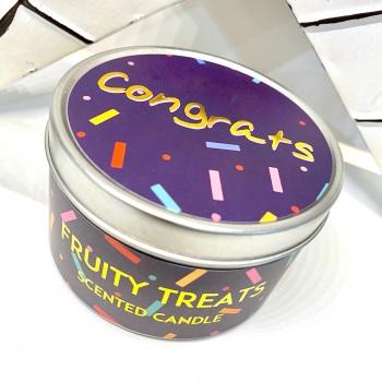 Congrats - Tin Candle