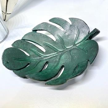 Monstera Leaf - Dish/Trinket